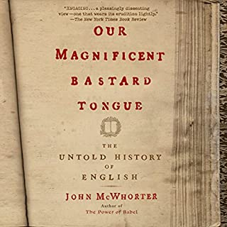 Our Magnificent Bastard Tongue cover art