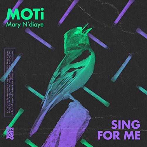 Moti & Mary N'Diaye