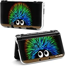 RICHEN Plastic Hard Skin Case Cover Protector Shell for Nintendo New 3DS XL LL(Genius)