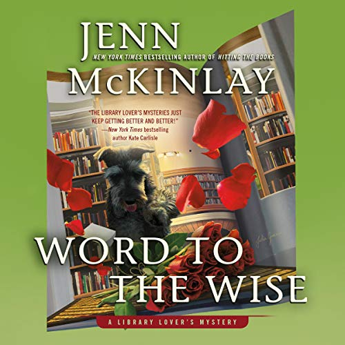 Word to the Wise audiobook cover art