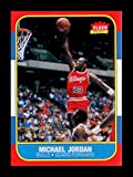 MICHAEL JORDAN Genuine 1996-97 Fleer Decade of Excellence #4 Rookie Card NM-MINT
