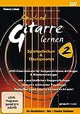 Spielend Gitarre Lernen 2 - Aufbaukurs für Akustikgitarre (DVD) - Thomas Leisen