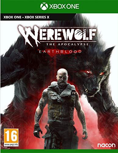 Unbekannt Werwolf: The Apocalypse - Earthblood - Xbox ONE/Xbox SX