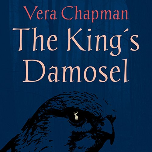 The King's Damosel cover art