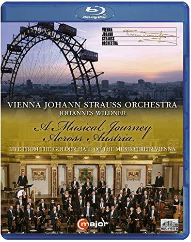 A Musical Journey Across Austria [Blu-ray]