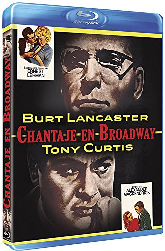 Chantaje en Broadway [Blu-ray]
