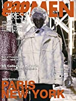 2020-2021 AUTUMN&WINTER gap PRESS MEN vol.59 PARIS/NEW YORK (gap PRESS Collections)