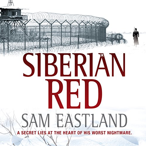 Siberian Red audiobook cover art