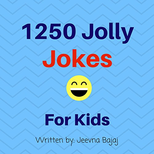 1,250 Jolly Jokes for Kids Titelbild