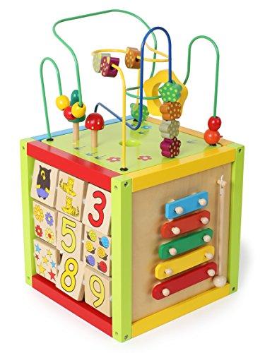 Legler - 4620- Jeu De Société Educatif - Cube Actif