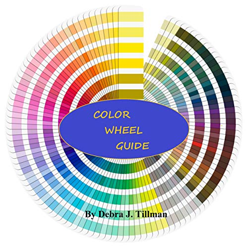 COLOR WHEEL GUIDE: Easy Color Theory (English Edition)