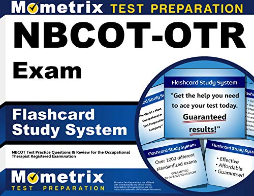 Download NBCOT-OTR Exam Flashcard Study System: NBCOT Test Practice Questions & Review for the Occupational Therapist Registered Examination 1610722000
