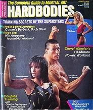 June 1988 The Complete Guide To Martial Art Hardbodies Magazine Jean Claude Van Damme Gladys Portugues