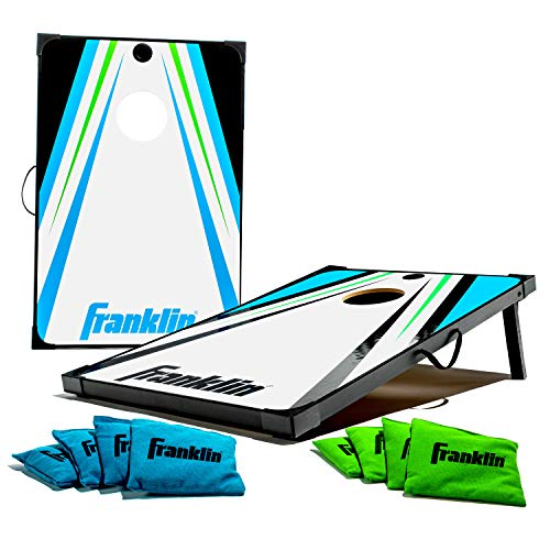Franklin Sports Bluetooth Cornhole - Target and Bags - Carry Bag -Bluetooth Speakers