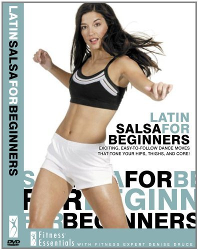 Fitness Essentials Latin Salsa for Beginners Workout DVD by Lifestyle