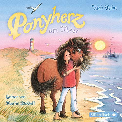 Ponyherz am Meer cover art