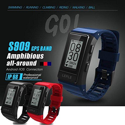 AMH Bluetooth Smartwatch, S909 0,96