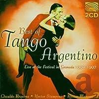 タンゴ・アルゼンチーノ ベスト盤 グラナダ・ライヴ (Best of Tango Argentino: Live at the Festival in Granada 1994-97) (2CD)