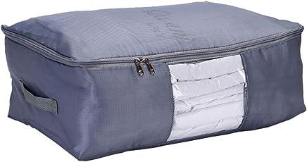 A Bolsa de Almacenamiento Plegable para Ropa organizadores Bolsas D STYLEEA armarios su/éteres Mantas colchas 42 * 27 * 50cm