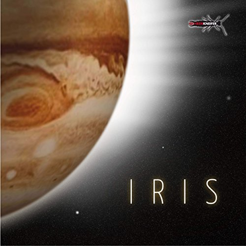 Iris audiobook cover art