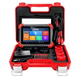 X100 PAD OBD2 Diagnostic Tool Auto Key Programmer with 12 Service Reset Mileage/TPMS/EPB/DPF Update Online