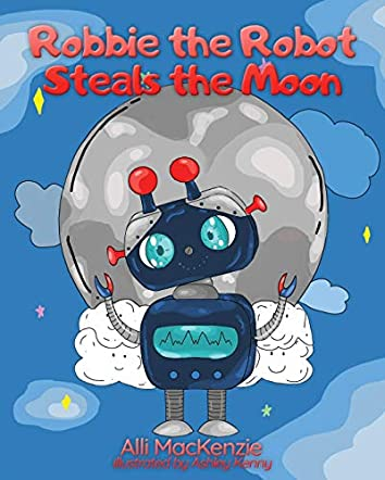 Robbie The Robot Steals the Moon