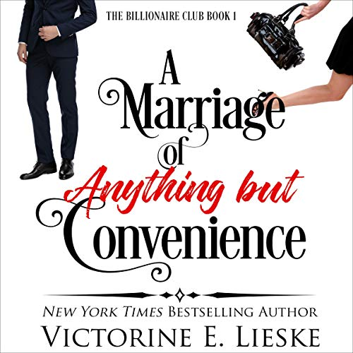 A Marriage of Anything but Convenience cover art