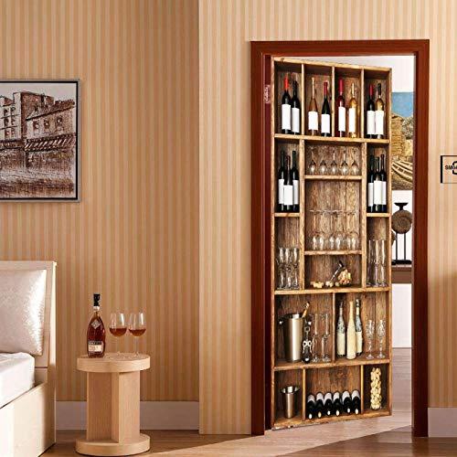 vinoteca de pared de la marca FFIKO