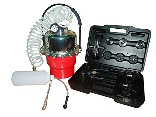 Preisvergleich Produktbild LLCTOOLS Druckluft Bremsenentlüfter Bremsenentlüftungsgerät Bremsen 5L