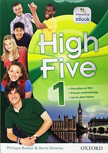 High five. Student's book-Workbook-Exam trainer. Per la Scuola media.  Con e-book. Con espansione online: High five. Student's ... Premium. Con ... Open Booke  [Lingua inglese]: 1