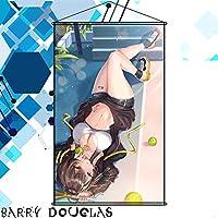 Barry Douglas タペストリー アズールレーン Azur Lane ボルチモア ポスター 掛ける絵 約60cmX90cm