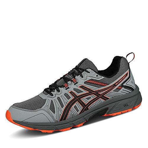 ASICS Mens 1011A560-023_45 Trail Running Shoe, Grey, EU