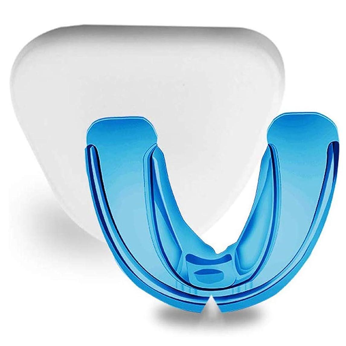 予感テレビ局絶滅した歯位置合わせホルダー、透明なソフトおよびハード歯科用マウスガード歯科矯正トレーナー器具,B