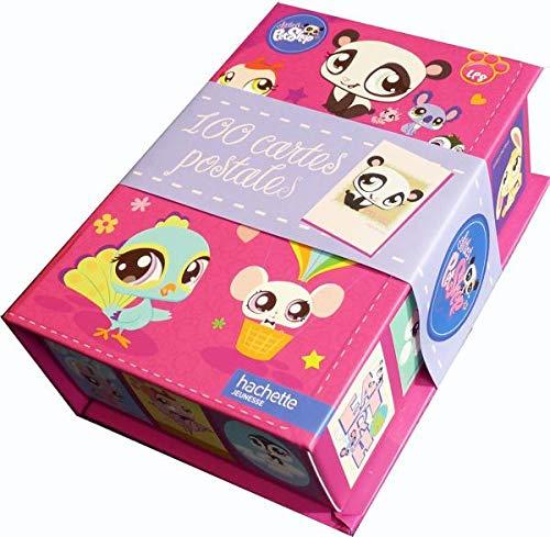 Boite 100 Cartes Littlest Petshop: 2268092
