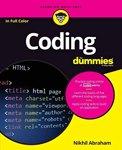 gift ideas for the letter C - Coding book