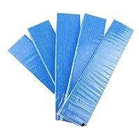 空気清浄機フィルター HPEAプリーツフィルター 集塵フィルター 交換用フィルター KAC006A4と後継品 KAC017A4(汎用型/5枚入り)