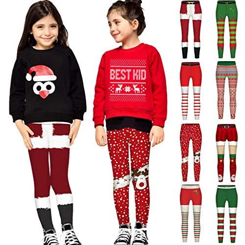 Bumplebee Stretchy 3D Drucken Lange Hosen Weihnachten Leggings Herbst Winter Warm Thermo Leggings Mädchen Slim Leggings Muster Fitness Hose