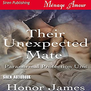 Their Unexpected Mate audiobook cover art