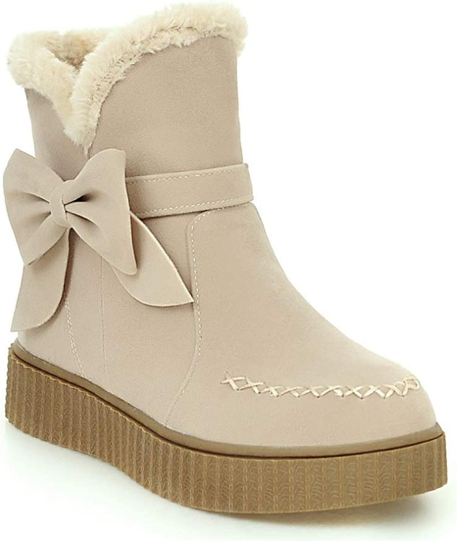Women's Warm Snow Boots Winter Non-Slip Women Boots shoes Winter Autumn Waterproof Female Casual Cotton Boots