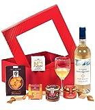 Ducs de Gascogne - Coffret gourmand 'Fenêtre sur goût' - comprend 5 produits salés et sucrés - 944812