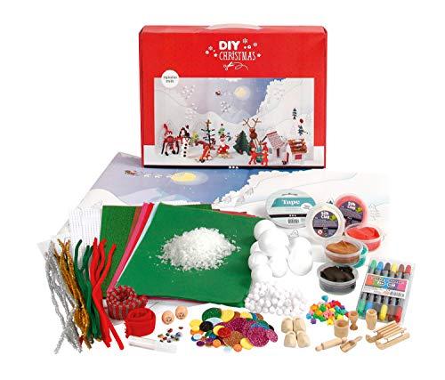 Set créatif « Paysage de Noël »