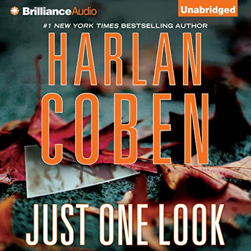 Just One Look Audiobook By Harlan Coben cover art