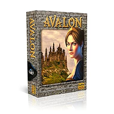 Indie Boards & Cards The Resistance: Avalon Social Deduction Game