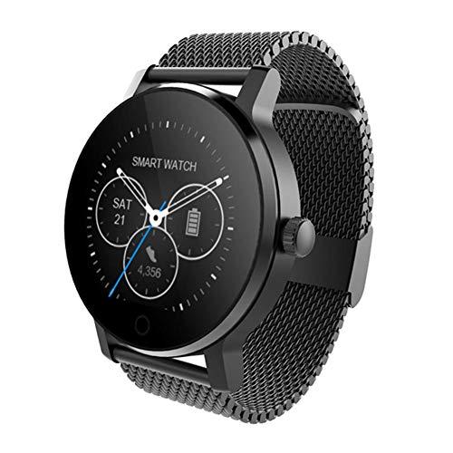 Roful Vestmon 1.28 Pollici Bluetooth Calling Music Riproduzione monitoraggio della frequenza cardiaca Smart Watch