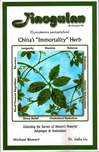 Jiaogulan - China's 'Immortality Herb' (English Edition)