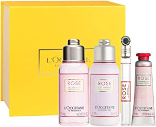 L'Occitane Bouquet of Rose Gift Set