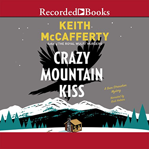 Crazy Mountain Kiss audiobook cover art