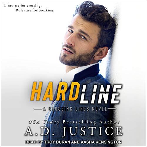 Hard Line cover art