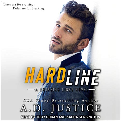 Hard Line: Crossing Lines, Book 3