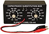 Elenco Capacitor Substitution Box Soldering Kit   Lead Free Solder   Great STEM Project   SOLDERING REQUIRED